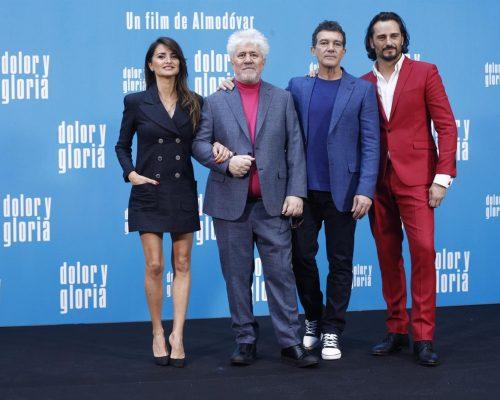 """Disputa nominación al Oscar filme """"Dolor y gloria"""" Notimex"""