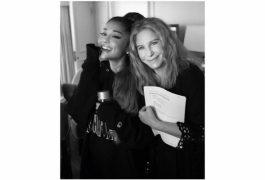 Ariana y Streisand se juntan en un mismo escenario