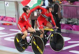 Histórico oro de ciclistas