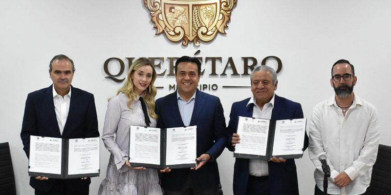 Promover tolerancia y diálogo para un Querétaro de paz: LN