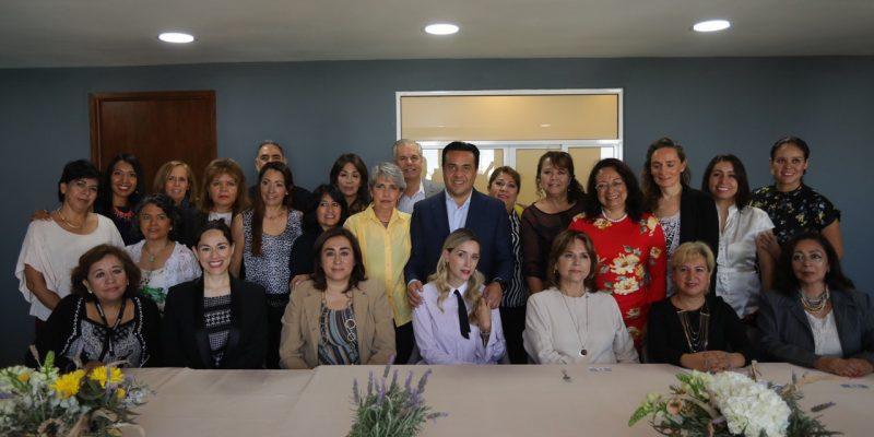 Con apoyos municipales las mujeres hacen la diferencia