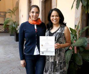 Entrega Sduop licencia Mil para Agentes Inmobiliarios